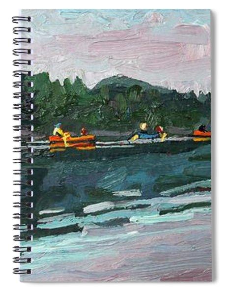 Mattawa Morning Spiral Notebook