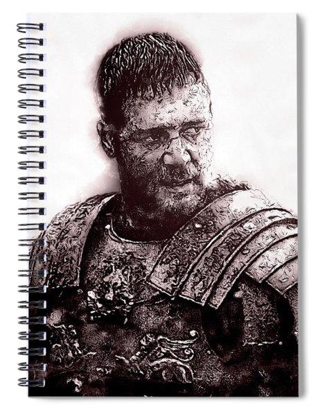 Maximus Decimus Meridius - 03 Spiral Notebook