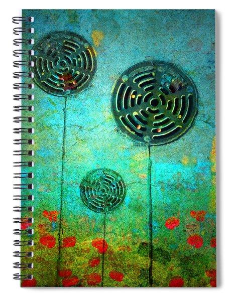 May 15 2010 Spiral Notebook