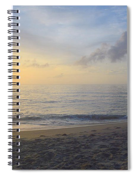 May 28th Sunrise Spiral Notebook