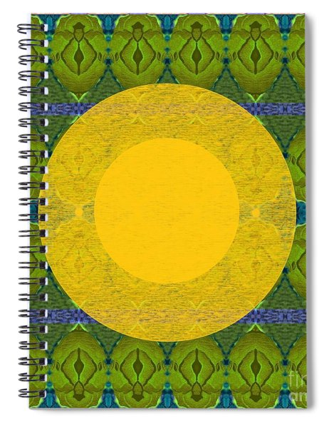 May Tomorrow Be Better For All Spiral Notebook