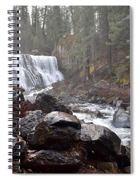 Mccloud Middle Fall Spiral Notebook