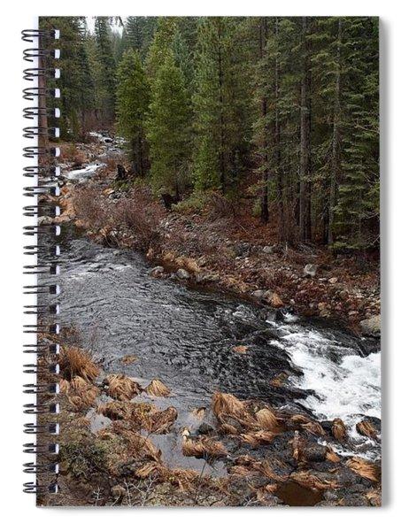 Mccloud River Spiral Notebook