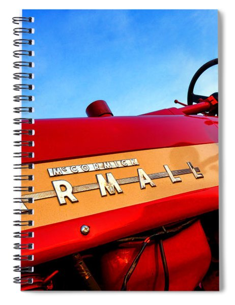 Mccormick Farmall 450 Spiral Notebook
