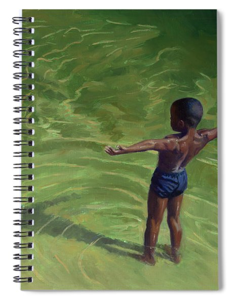 Me Spiral Notebook