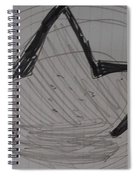 Me Me Me Em Me Me Me Em Eme Me Meem Eme Me Me Mem E Spiral Notebook