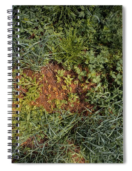 Meadow Floor Spiral Notebook