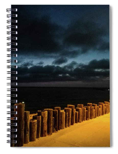 Meandering Thoughts Spiral Notebook