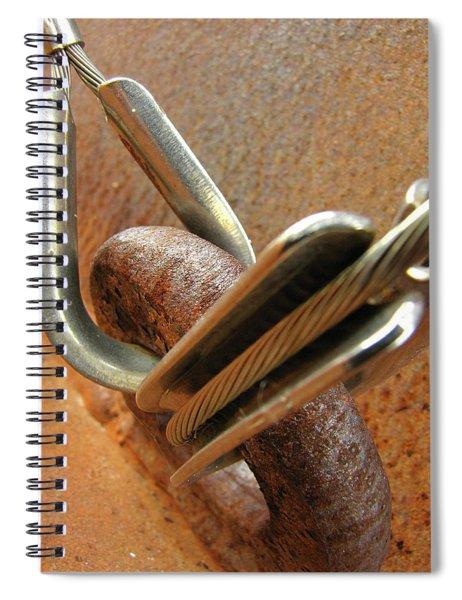 Mediation Of Conflict Spiral Notebook