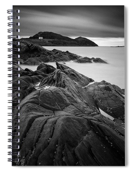 Mellangaum Spiral Notebook