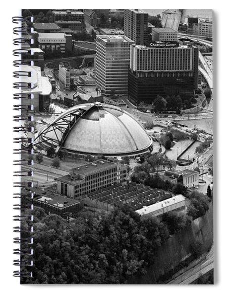 Mellon Arena  Spiral Notebook