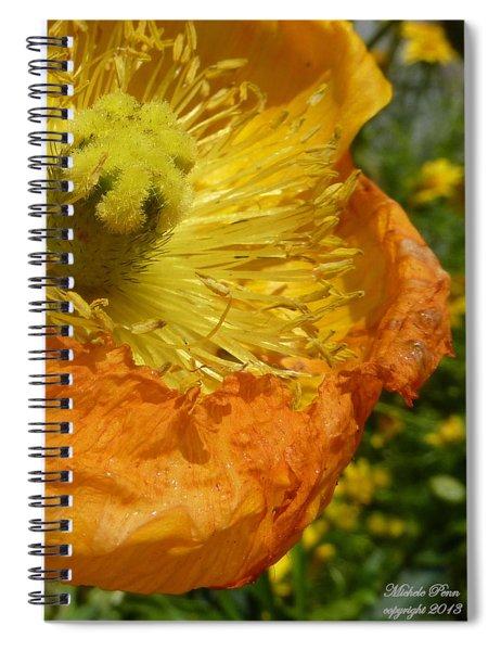 Mellow Yellow - Signed Spiral Notebook