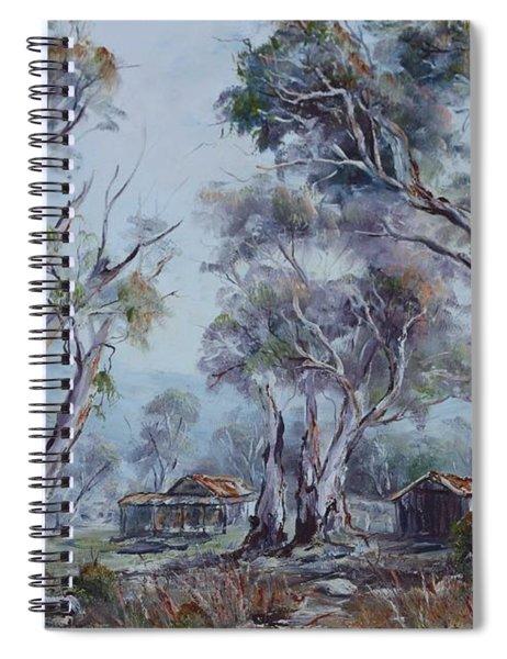 Melrose, South Australia Spiral Notebook