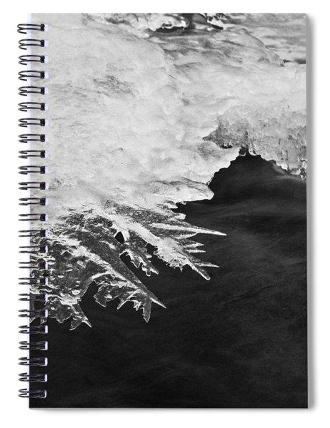 Melting Creek Spiral Notebook