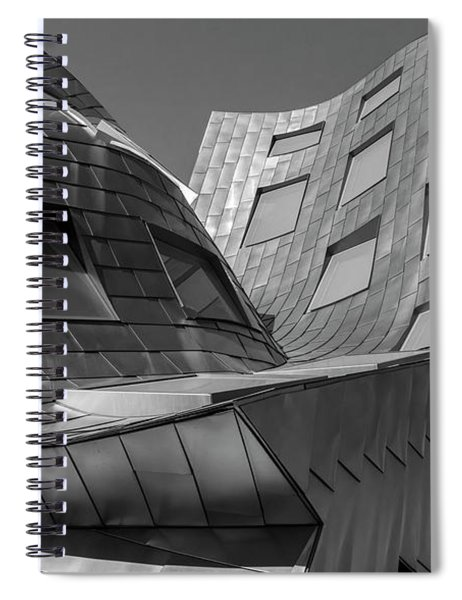 Melting Spiral Notebook