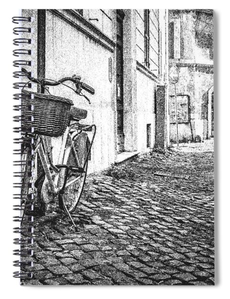 Memories Of Italy Sketch Spiral Notebook