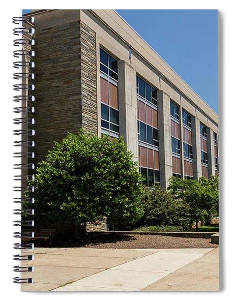 Mendel Hall Spiral Notebook