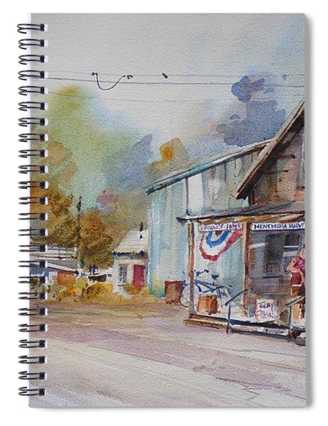 Menemsha Spiral Notebook