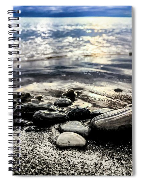Mercury Morning Spiral Notebook