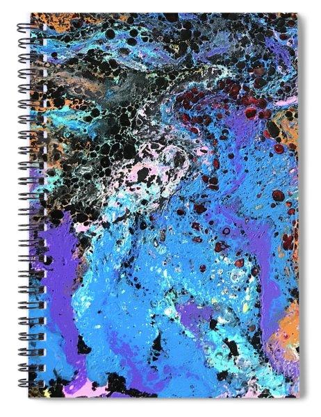 Mercury Wars 5 Spiral Notebook
