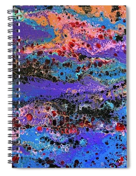 Mercury Wars 6 Spiral Notebook