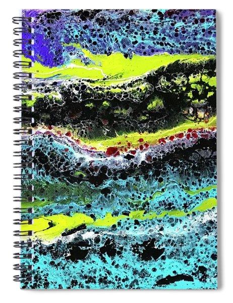 Mercury Wars 9 Spiral Notebook