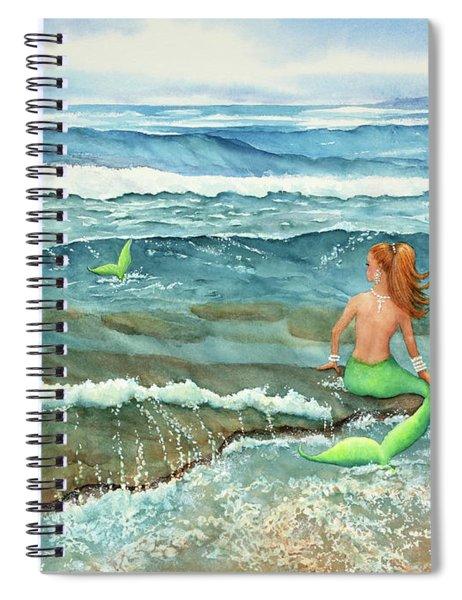 Mermomma Spiral Notebook