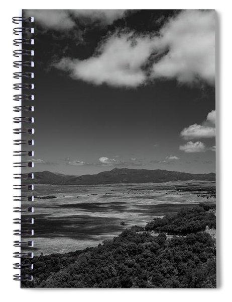 Mesa Grande Rise Spiral Notebook