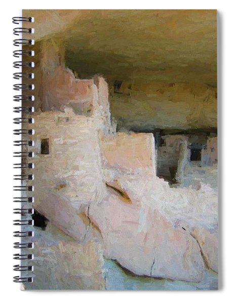 Mesa Verde Oil Spiral Notebook