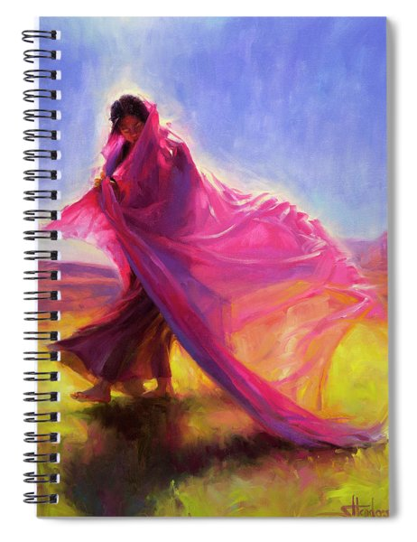 Mesa Walk Spiral Notebook