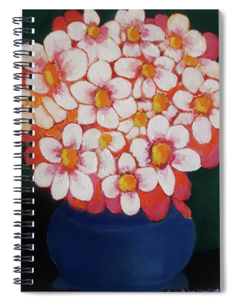 Methaphor Spiral Notebook