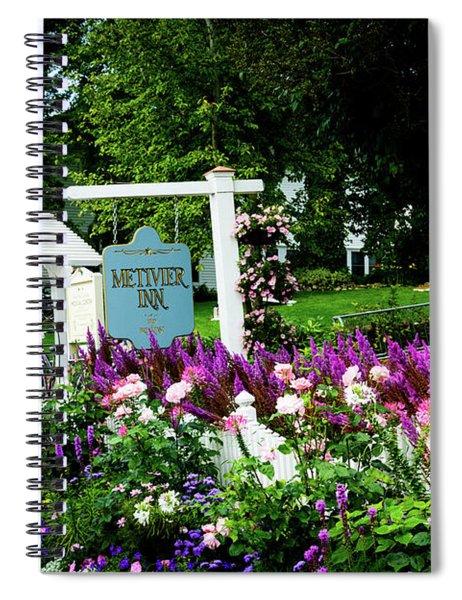 Metivier Inn Spiral Notebook