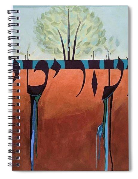 Mezritch Genealogy Spiral Notebook