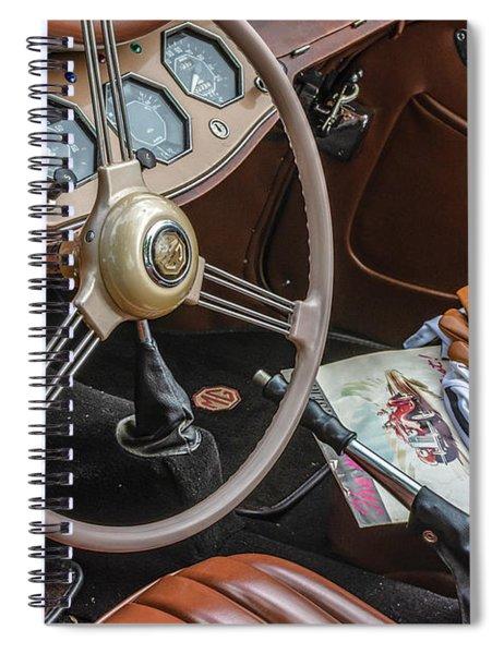 Mg Interior Spiral Notebook