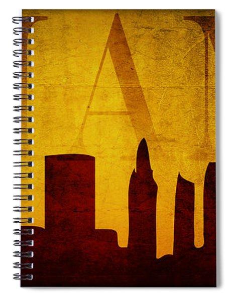 Miami Spiral Notebook