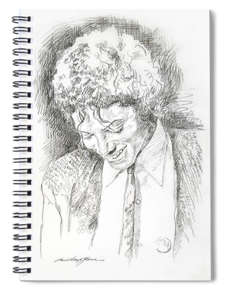 Michael Jackson - Remember The Time Spiral Notebook