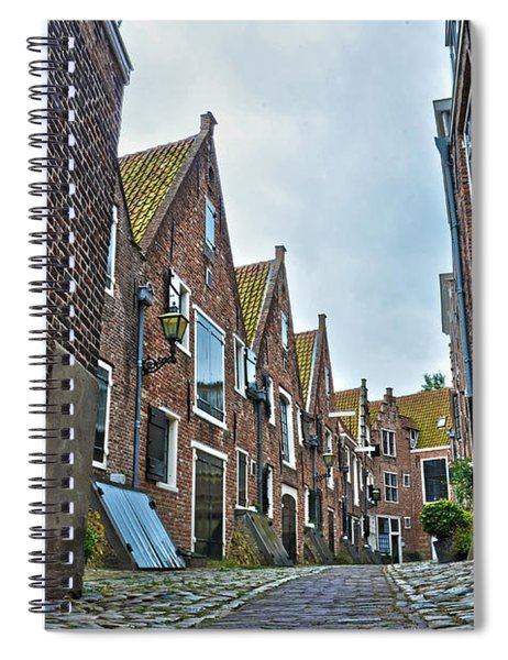 Middelburg Alley Spiral Notebook
