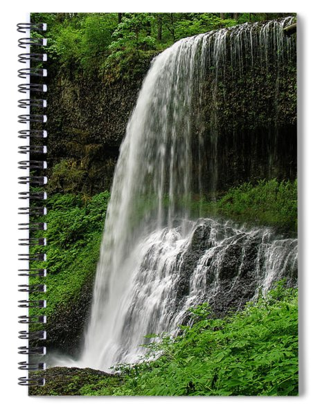 Middle Falls Spiral Notebook