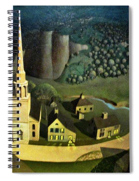 Midnight Ride Of Paul Revere Spiral Notebook