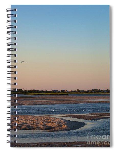 Midsummer's Eve Spiral Notebook
