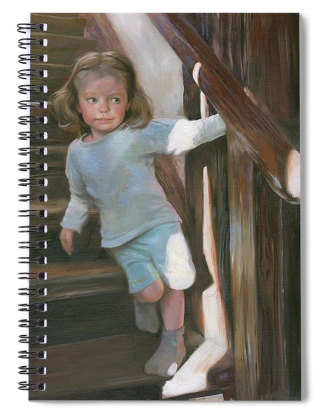 Mila Spiral Notebook