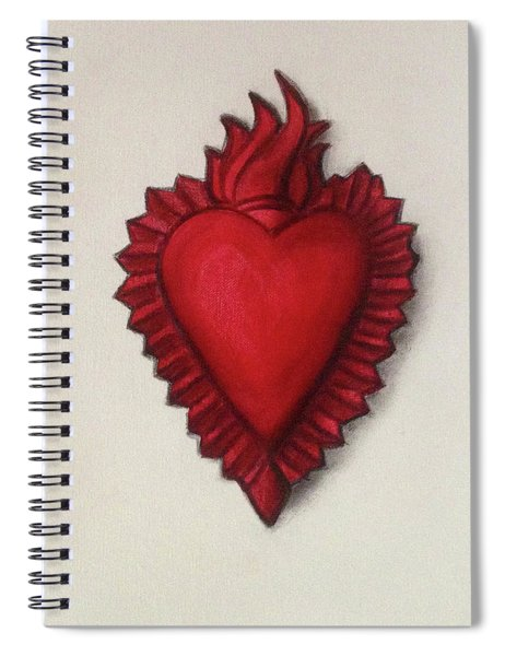 Milagro 11 Spiral Notebook