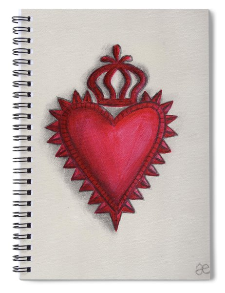 Milagro 4 Spiral Notebook
