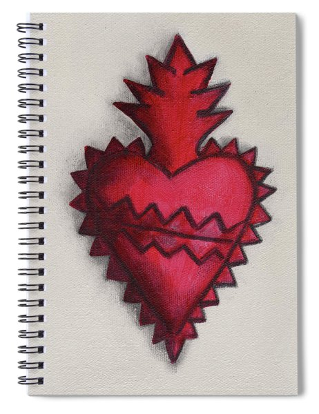 Milagro 7 Spiral Notebook