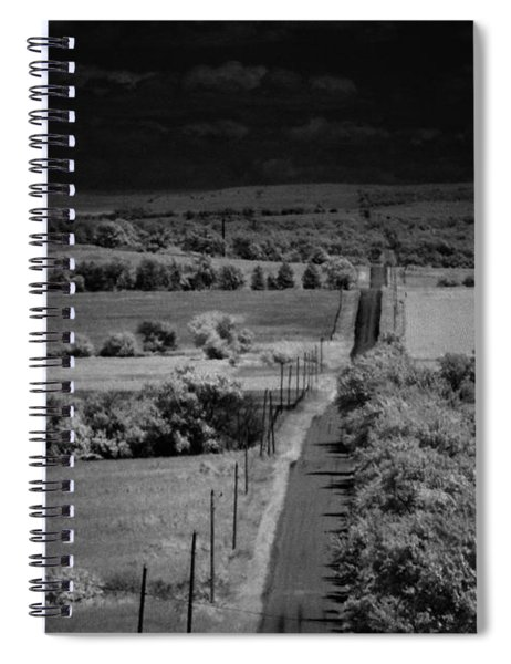 Miles To Explore Spiral Notebook