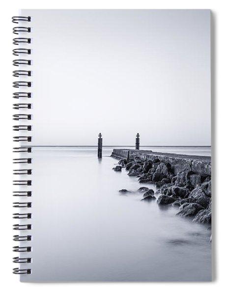Milky Sea Spiral Notebook