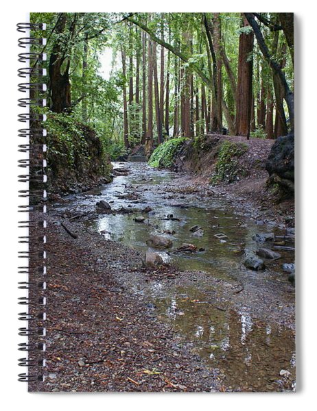 Miller Grove Spiral Notebook