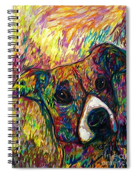 Milo Spiral Notebook