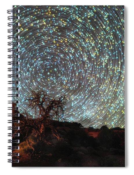 Mind Bending Spiral Notebook
