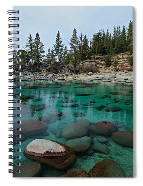 Mind Blowing Clarity Spiral Notebook